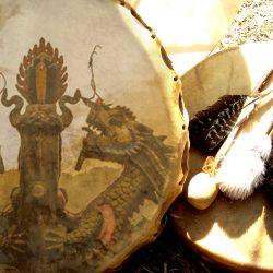 tambour-dragon